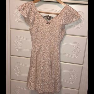 Disney Cinderella GUC Girls Dress size 7/8